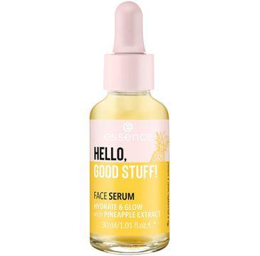 Essence – Hello Good Stuff! Face Serum nawilżające serum do twarzy (30 ml)
