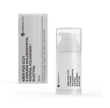 Botanicapharma – Krem pod oczy z kwasem hialuronowym i kolagenem (30 ml)