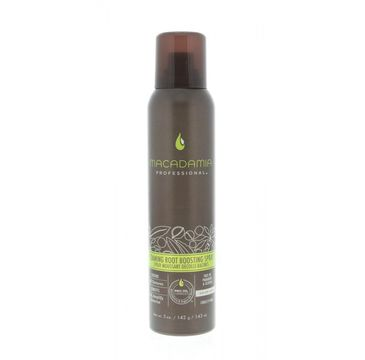 Macadamia Professional – Foaming Root Boosting Spray pianka unosząca włosy u nasady (143 ml)