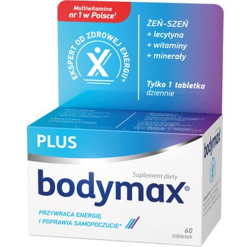 Bodymax – Plus suplement diety (60 tabletek)