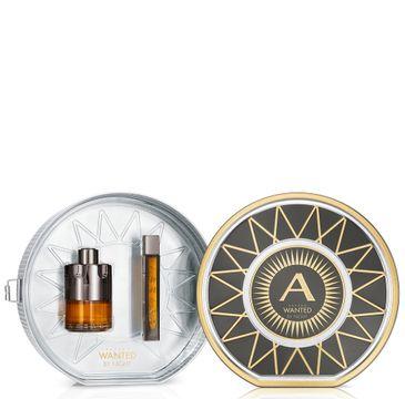 Azzaro Wanted By Night – zestaw woda perfumowana spray (100 ml) + miniatura wody perfumowanej (15 ml)