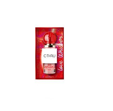 C-Thru – Love Whisper Woda toaletowa (30 ml)