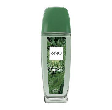 C-THRU Luminous Emerald - dezodorant naturalny spray (75 ml)