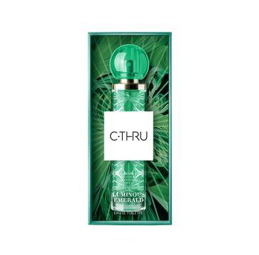 C-THRU Luminous Emerald - woda toaletowa (50 ml)