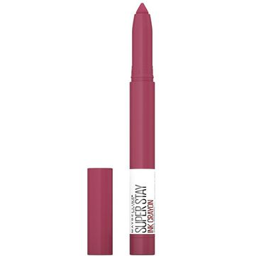 Maybelline – Super Stay Ink Crayon szminka w sztyfcie 80 Run the World (1.5 g)