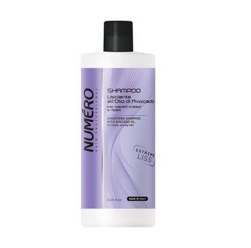 Numero – Wygładzający szampon z olejkiem z awokado (1000 ml)