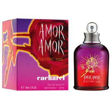Cacharel Amor Amor Electric Kiss woda toaletowa spray (50 ml)