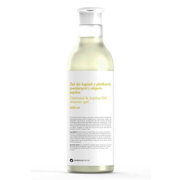 Botanicapharma – Oatmeal & Jajoba Oil Shower Gel żel do kąpieli z płatkami owsianymi i olejem jojoba (500 ml)
