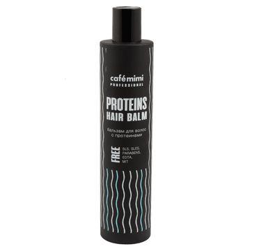 Café Mimi – Balsam, odżywka do włosów z proteinami (300 ml)