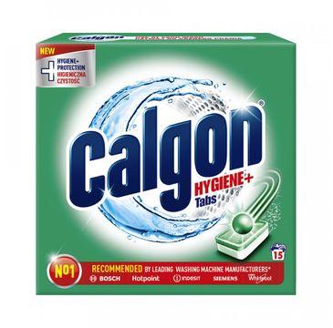 Calgon Hygiene+ Tabs odkamieniacz do pralki w tabletkach (15 szt.)