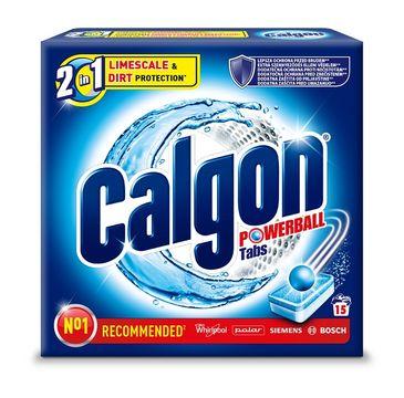 Calgon tabletki do pralki 15szt