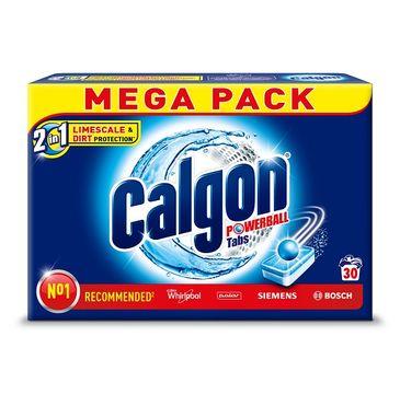 Calgon tabletki do pralki 30szt