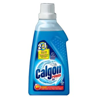 Calgon żel do pralki 2 w 1 ochrona pralki 1500ml