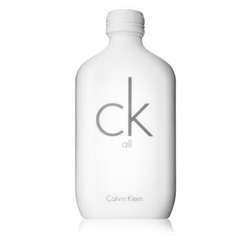 Calvin Klein CK All woda toaletowa spray 100 ml