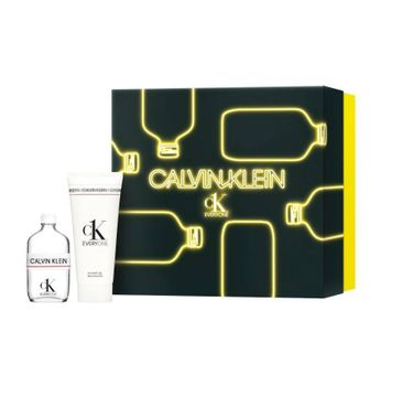 Calvin Klein – CK Everyone zestaw woda toaletowa spray 50ml + żel pod prysznic 100 ml (1 szt.)