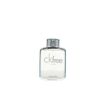 Calvin Klein CK Free woda toaletowa spray 100ml