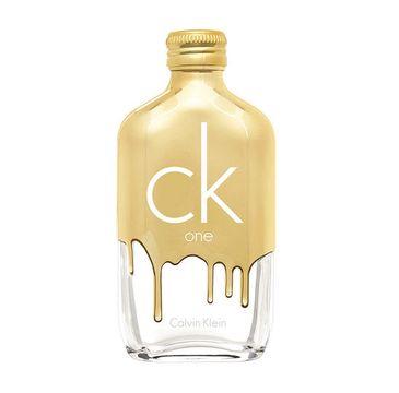 Calvin Klein CK One Gold woda toaletowa spray 50ml