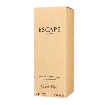 Calvin Klein Escape for Men woda toaletowa męska 100 ml