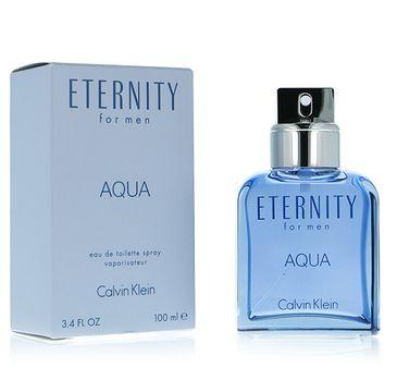 Calvin Klein Eternity For Men Aqua woda toaletowa spray 100ml
