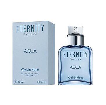 Calvin Klein Eternity For Men Aqua woda toaletowa spray 200ml