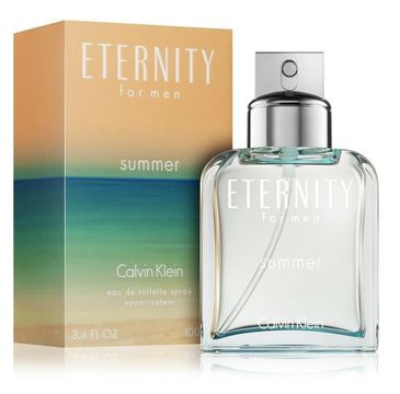 Calvin Klein Eternity for Men Summer 2019 woda toaletowa spray 100ml