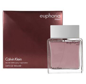 Calvin Klein Euphoria Men woda toaletowa 100 ml