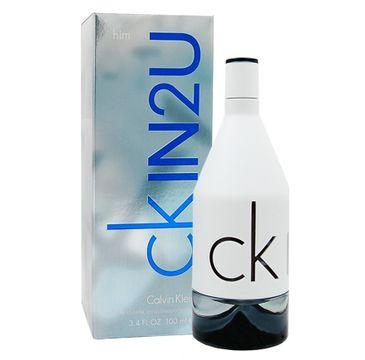 Calvin Klein IN2U Men woda toaletowa męska 100 ml