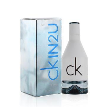 Calvin Klein IN2U Men woda toaletowa męska 50 ml