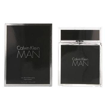 Calvin Klein – Man woda toaletowa spray (100 ml)