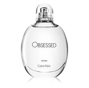 Calvin Klein Obsessed For Men woda toaletowa 125 ml