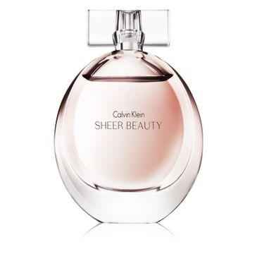 Calvin Klein Sheer Beauty woda toaletowa damska 100 ml