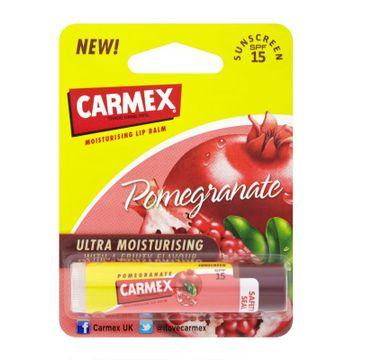 Carmex Pomadka ochronna do ust w sztyfcie Granat 4.25 g