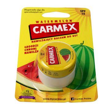Carmex Watermelon balsam do ust nawilżający 7.5 g