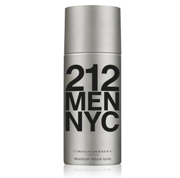Carolina Herrera 212 Men dezodorant spray (150 ml)