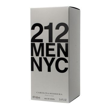 Carolina Herrera 212 Men NYC woda toaletowa męska 100 ml