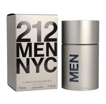 Carolina Herrera 212 Men NYC woda toaletowa męska 50 ml