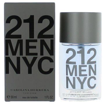 Carolina Herrera 212 Men NYC woda toaletowa męska 30ml