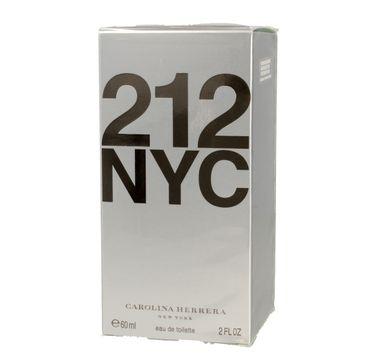 Carolina Herrera 212 NYC woda toaletowa dla kobiet 60 ml