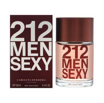 Carolina Herrera 212 Sexy Men woda po goleniu (100 ml)