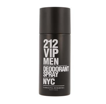 Carolina Herrera 212 Vip Men dezodorant spray 150ml