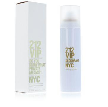 Carolina Herrera 212 VIP Woman dezodorant spray 150ml