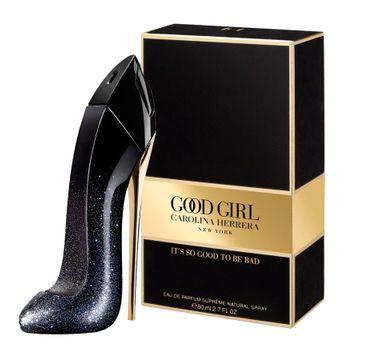 Carolina Herrera – Good Girl Supreme woda perfumowana spray (80 ml)