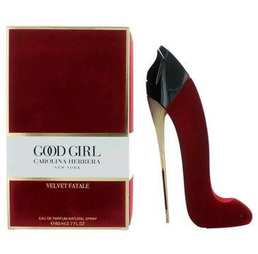 Carolina Herrera Good Girld Velvet Fatale woda perfumowana spray 80ml