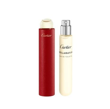 Cartier Declaration woda toaletowa spray miniatura (15 ml)