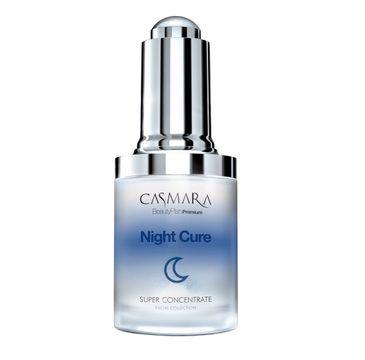 Casmara Night Cure Super Concentrate odmładzające serum do twarzy na noc (30 ml)