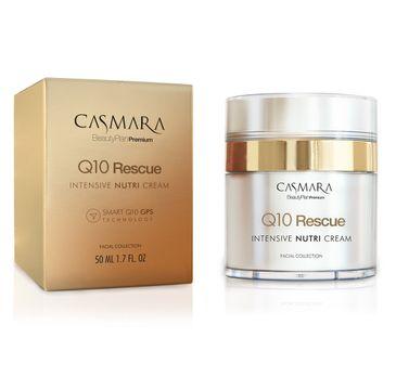 Casmara Q10 Rescue Intensive Nutri Cream pobudzająco-regenerujący krem odżywczy do twarzy (50 ml)