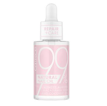 Catrice 99% Natural Nail Oil naturalny olejek do paznokci (8 ml)
