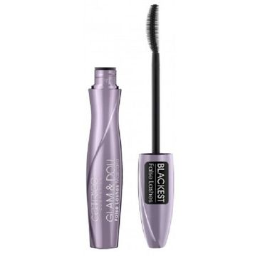 Catrice Glam & Doll False Lashes Mascara tusz do rzęs Black 9,5ml