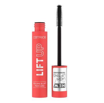 Catrice Lift Up Volume & Lift Mascara pogrubiający i unoszący tusz do rzęs 010 Deep Black (11 ml)