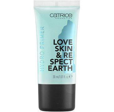 Catrice Love Skin & Respect Earth Hydro Primer nawilżająca baza pod makijaż (30 ml)